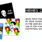 Memes Cards