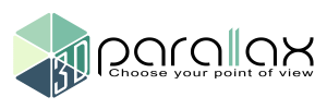 3D Parallax logo