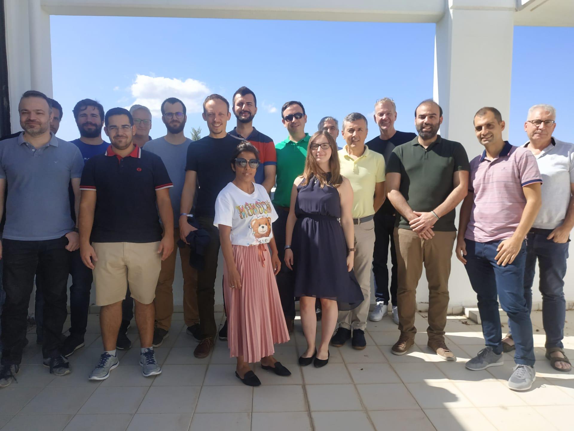 Socios del Proyecto Unicorn H2020 Creta